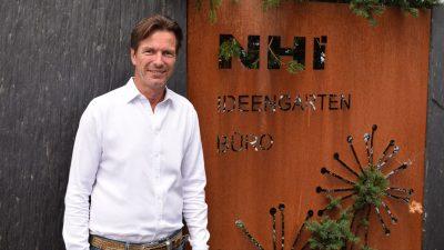 Geschäftsführer Jan Scheunemann