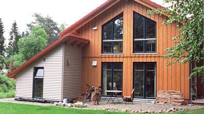Architekturbuero BauRaum Holzhaus