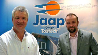 Die Geschäftsführung von Firma Jaap GmbH