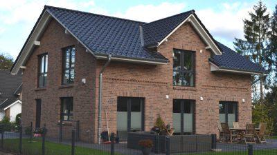 Einfamilienhaus gebaut von Firma Koch Haus