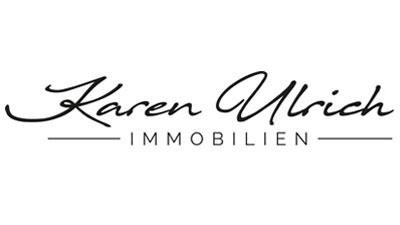 Das Logo der Firma Karen Ulrich Immobilien
