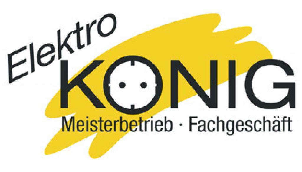 Logo der Firma Elektro Koenig