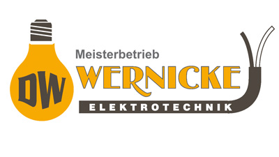 Logo der Firma Elektrotechnik Wernicke