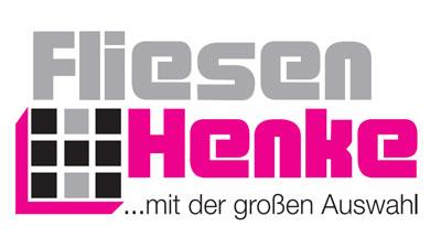 Logo der Firma Fliesen Henke