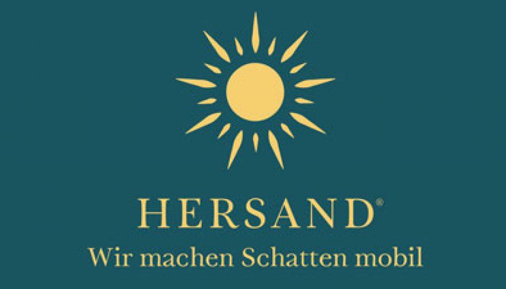 Logo der Firma Hersand