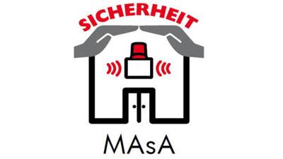 Logo der Firma MAsA