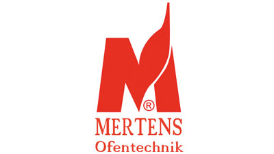Logo der Firma Mertens Ofentechnik