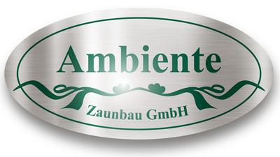 Logo-von-Ambiente-Zaunbau