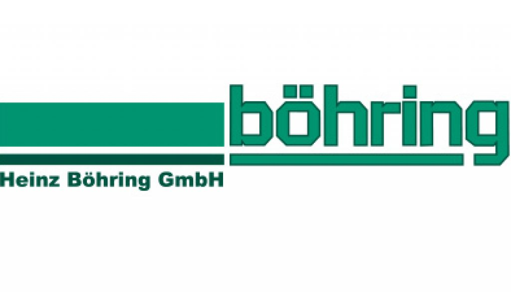Logo der Firma Heinz Boehring Baustoffe