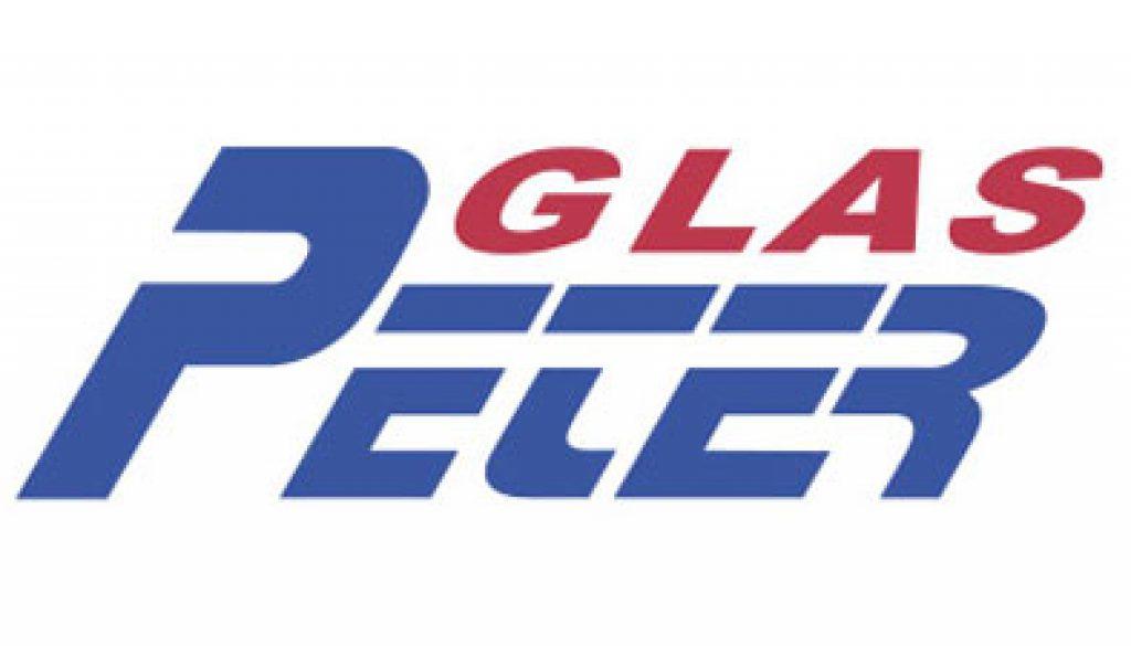 Logo der Firma Glas Peter