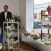 Martin Bartsch in seinem Ladengeschäft