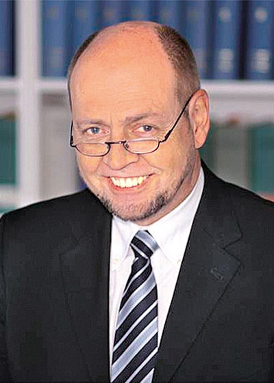 Rechtsanwalt Hartmut Reclam