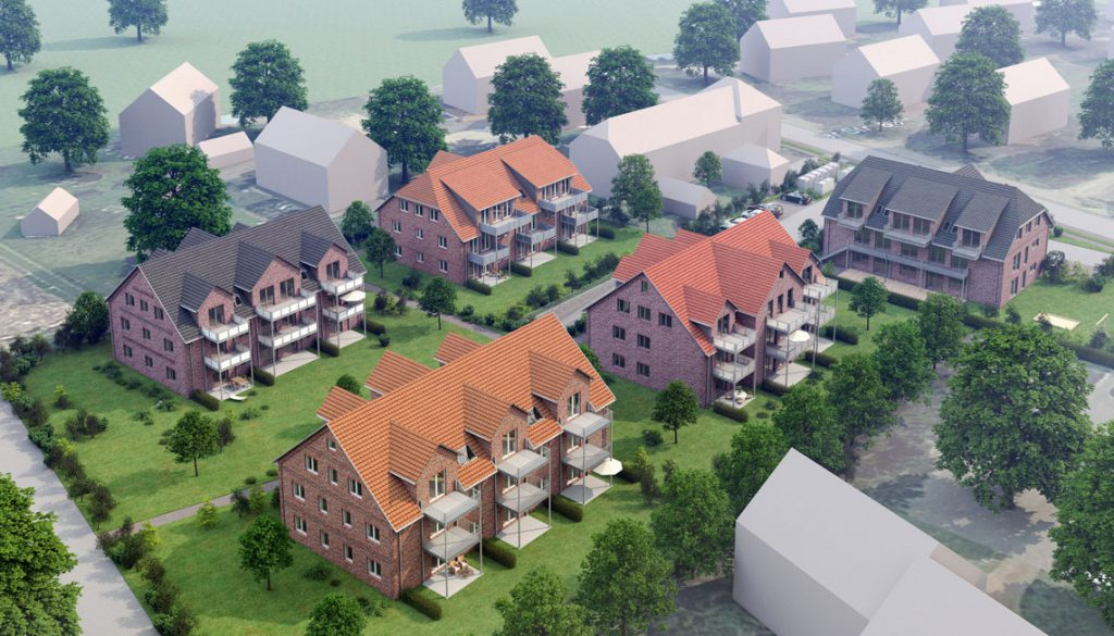 Witt Baugesellschaft plant großes Neubau-Projekt in Hanstedt