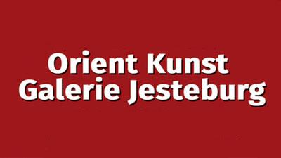 Logo der Orient Kunst Galerie Jesteburg