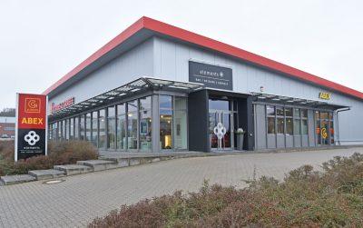 Der Firmensitz von elements in Buchholz i.d.N.