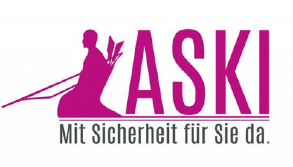 Logo der Firma ASKI Sicherheitstechnik und Telekommunikation