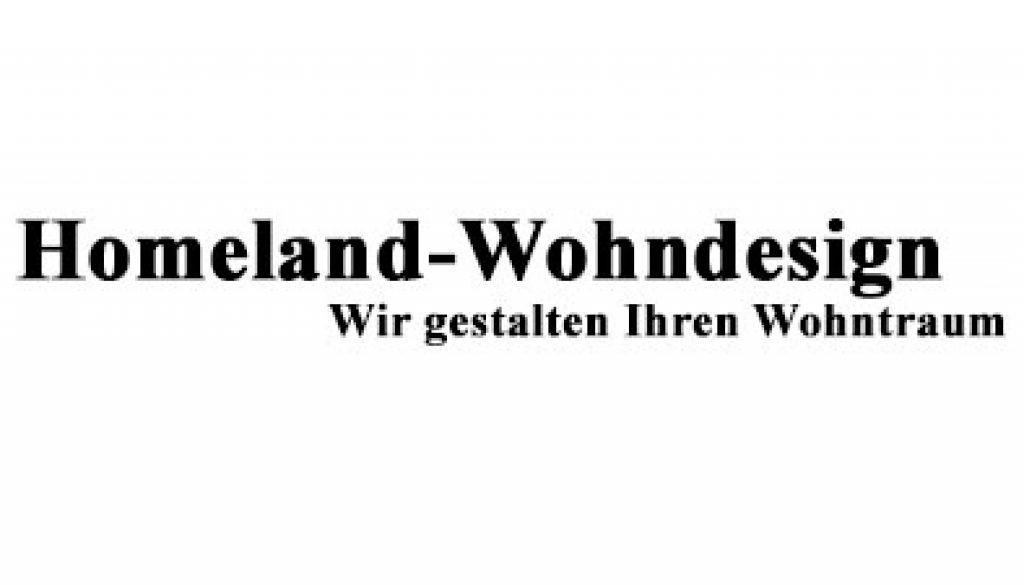 Logo von Homeland Wohndesign