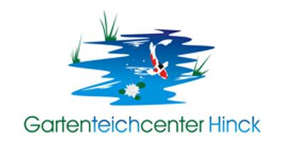 Gartenteichcenter Hinck Logo