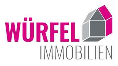 Wuerfel Immobilien, Logo